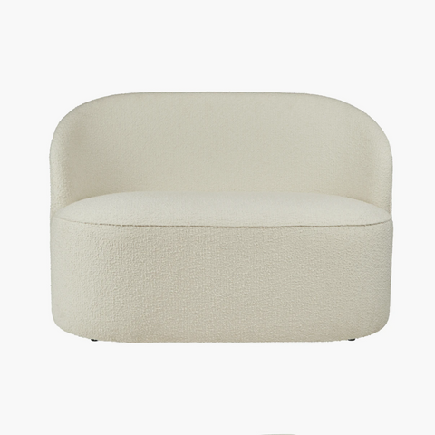 Cozy Living Effie Couch - WHITE - NordlyHome.dk
