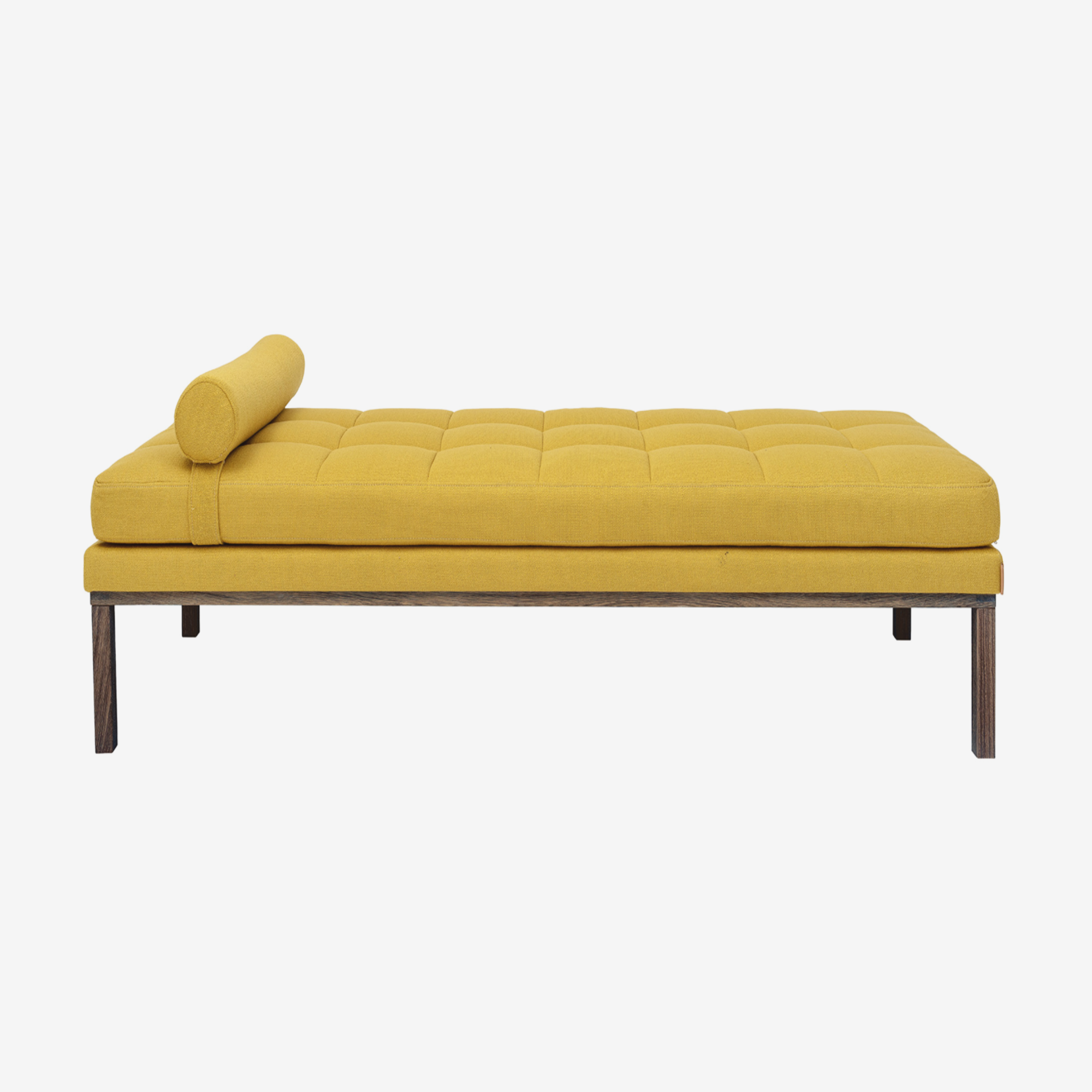 Cita daybed, gul, polyester fra bloomingville fra nordlyhome.dk