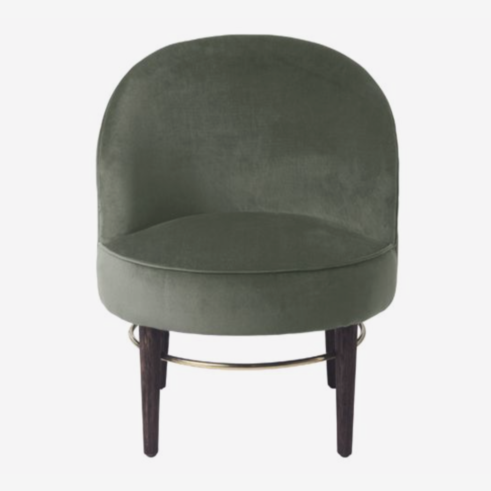 cozy living – Club lounge chair - army fra nordlyhome.dk