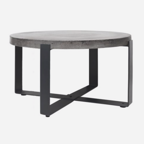 Cozy Living Concrete Coffee table - Round - NordlyHome.dk