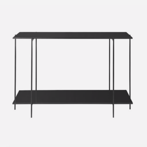 Console Table Anne - BLACK