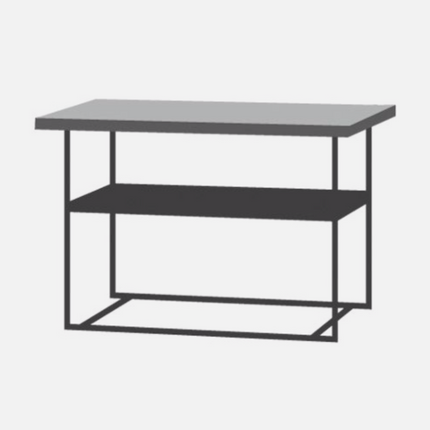 Cozy Living Concrete Consol table - NordlyHome.dk