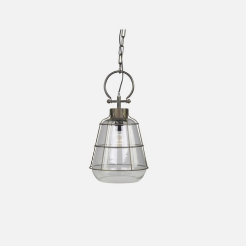 Chic Antique Factory Loftlampe - NordlyHome.dk