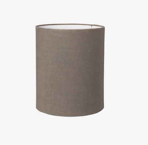 Cozy Living Gertrud Lamp Shade-TAUPE - NordlyHome.dk