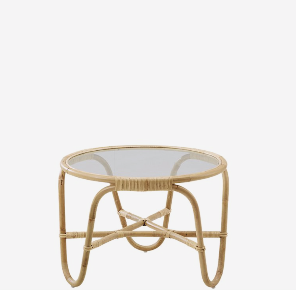 Image of   Charlottenborg Sidebord | Rattan - Natural