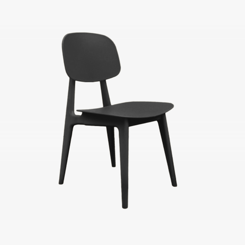Dining chair Vintage black