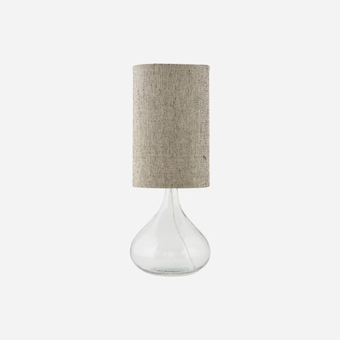 House doctor Lampshade, Small, Grey/Brown - NordlyHome.dk