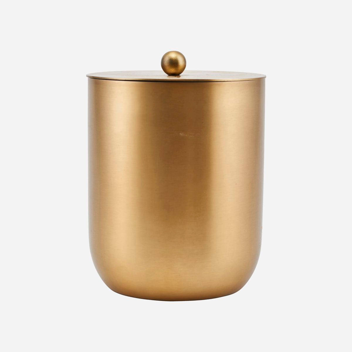 Image of   Ice/wine bucket, Alir, Brass finish