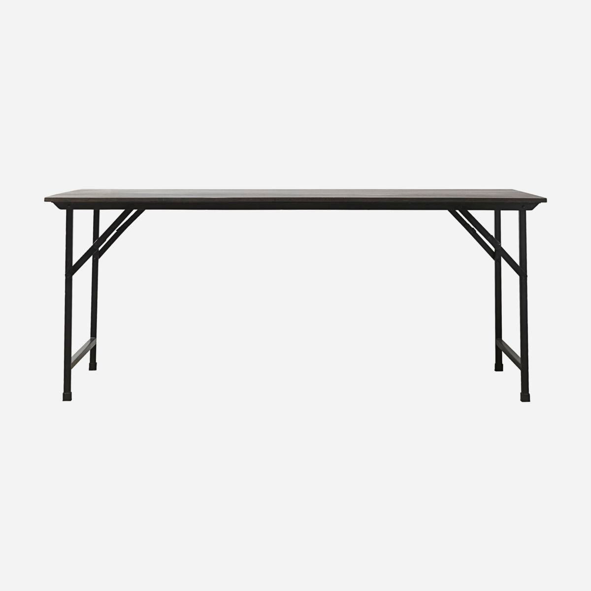 Image of   Dining table, Party, Black, Foldable