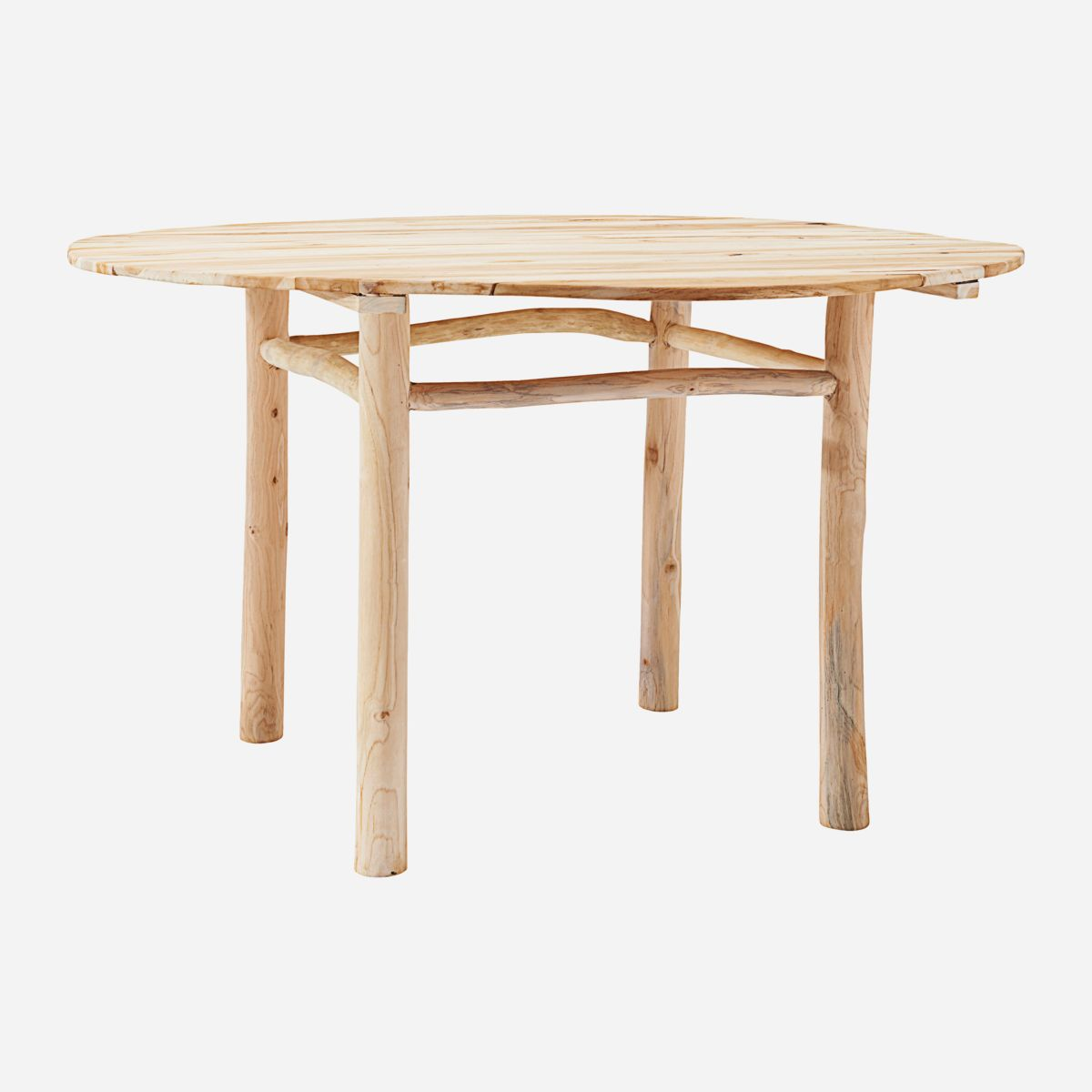 Image of   Dining table, Teaky, Nature