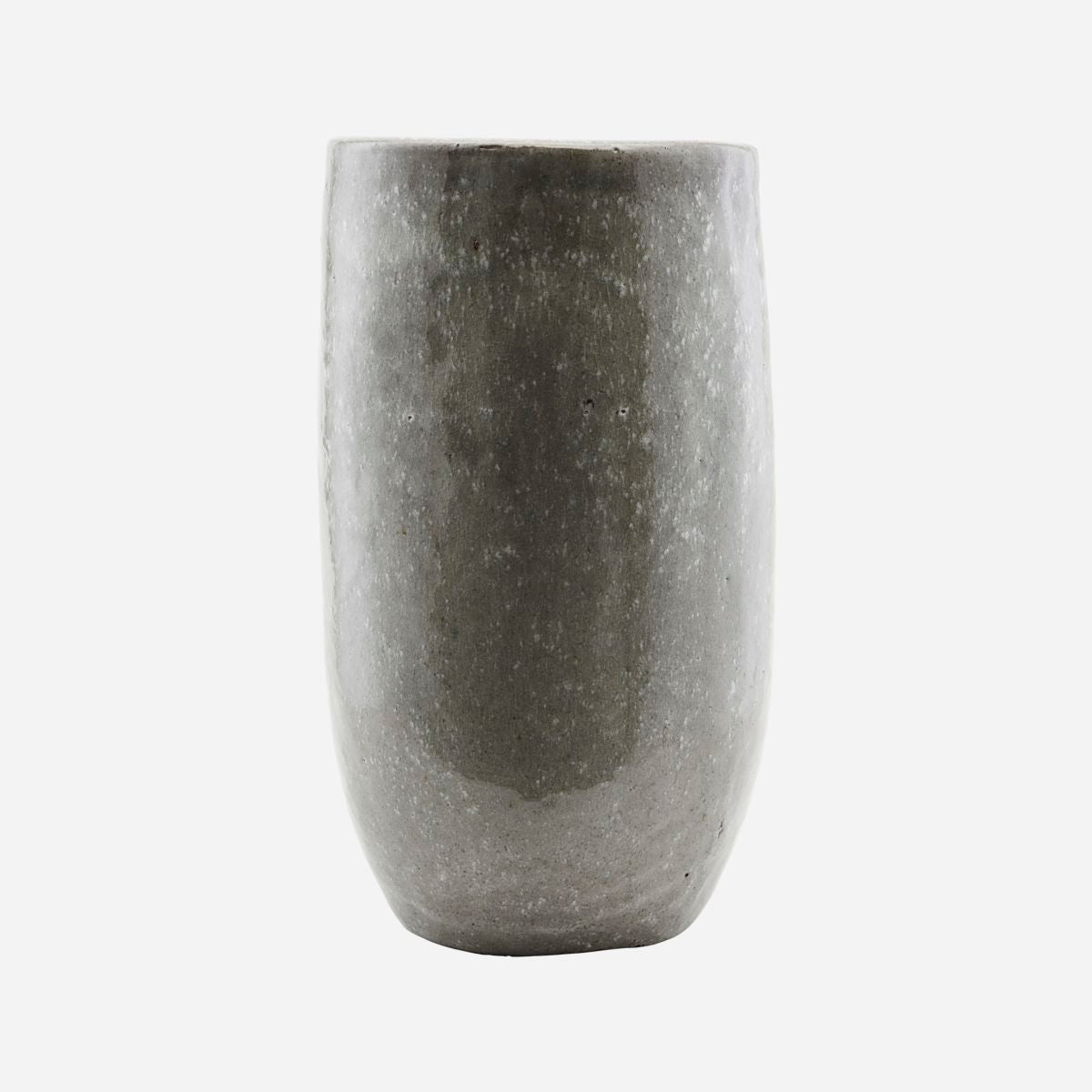 Image of   Planter, Earth, Green/Grey, Outdoor use, Finish/Colour may vary