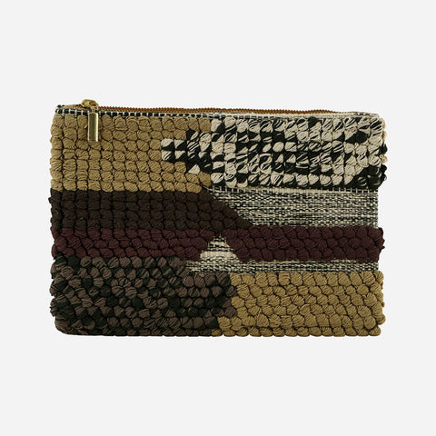 House doctor Clutch, Combo 1, Green/Brown - NordlyHome.dk