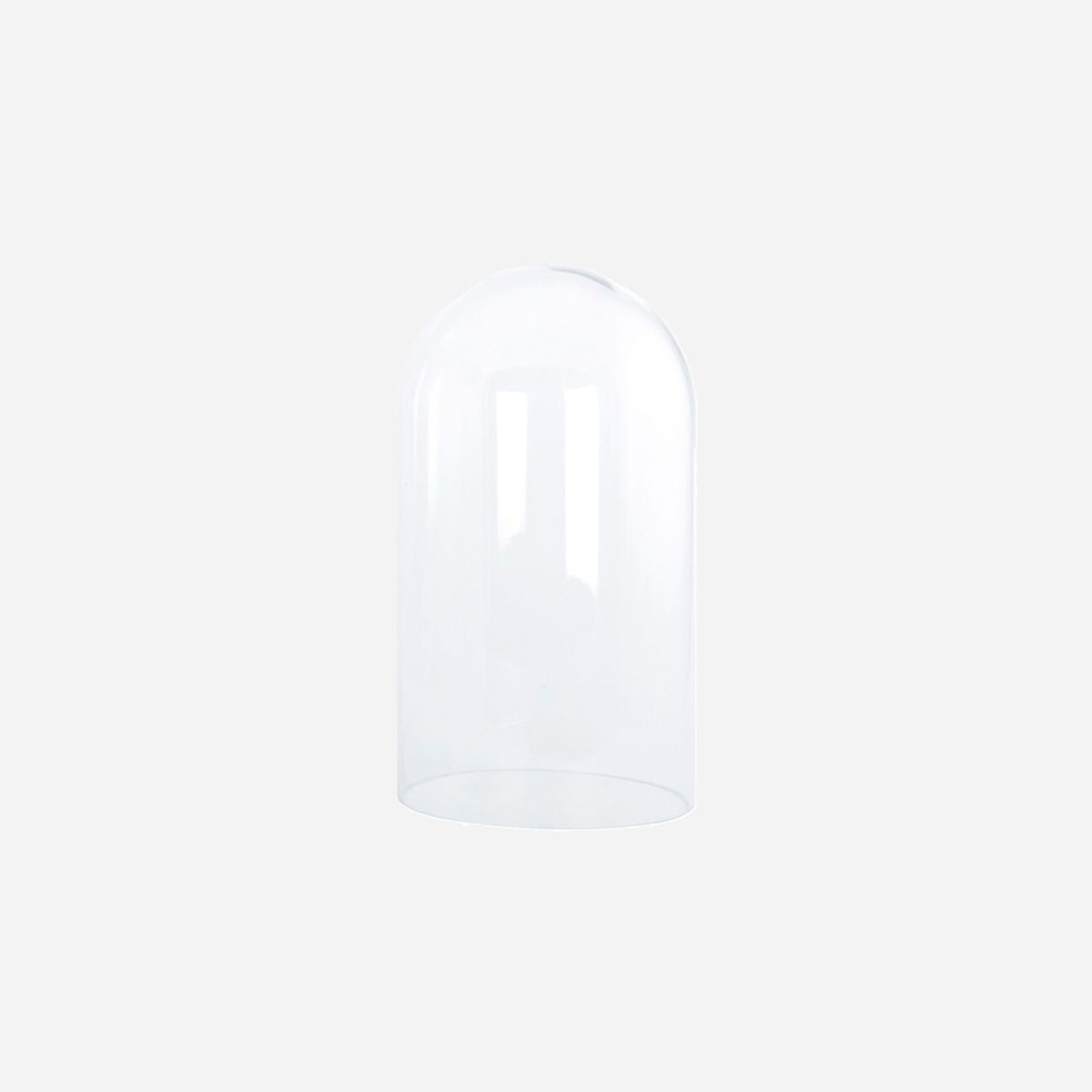 Image of   Glass bell, Clear