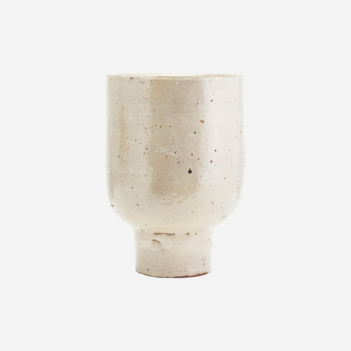 Image of   Planter, Artist, Beige, Finish/Colour may vary