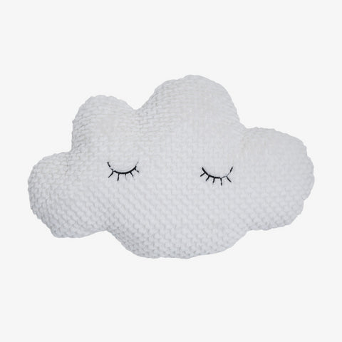 Cloud Pude, Hvid, Polyester, Large