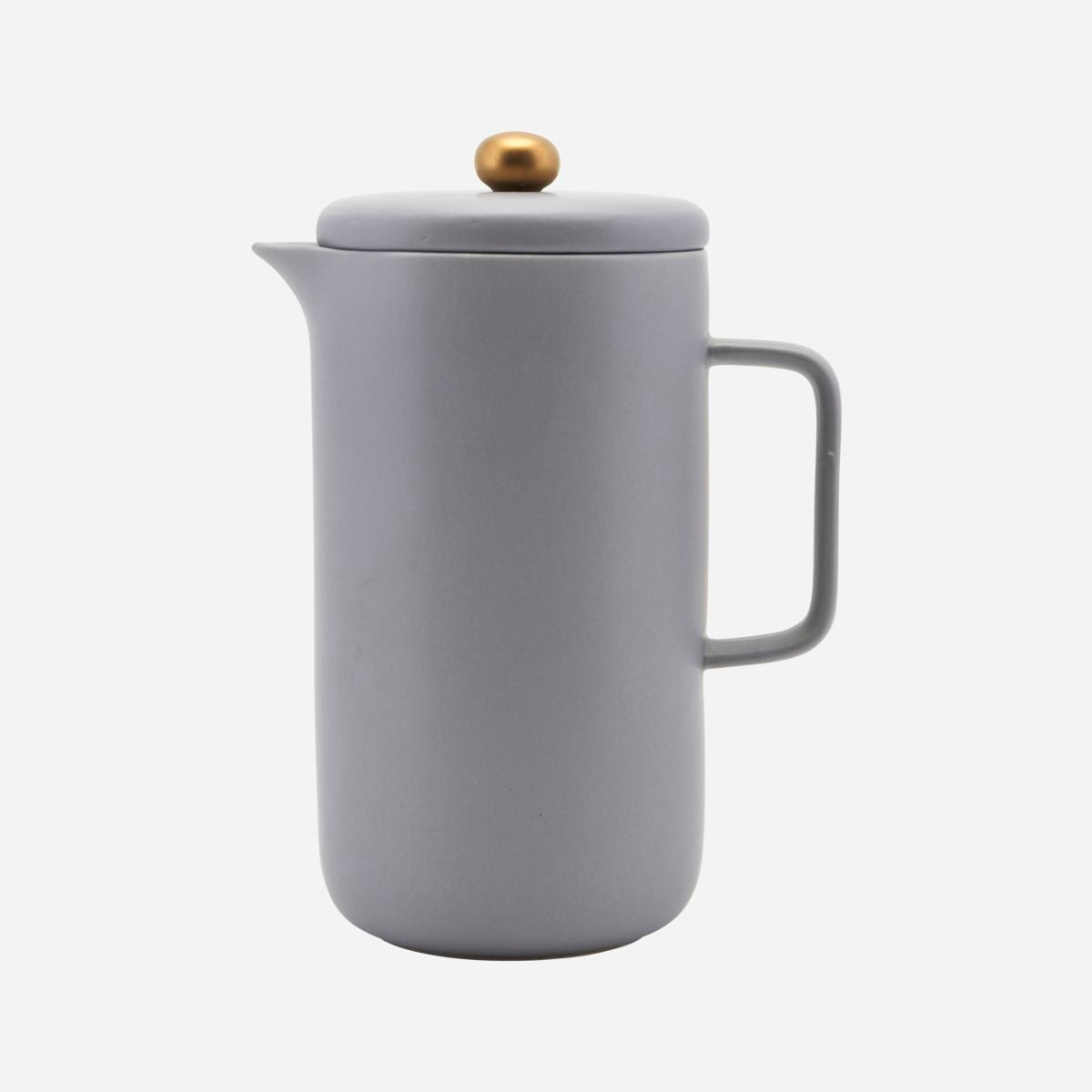 Image of   Coffee pot, Pot, Grey
