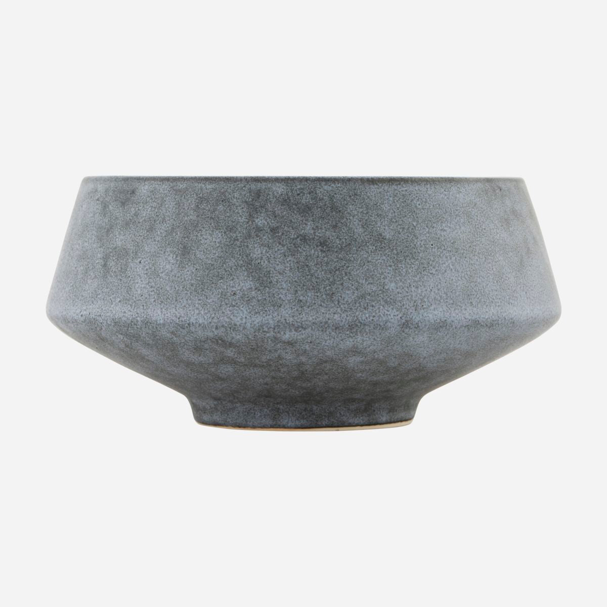 Image of   Bowl, Grey stone