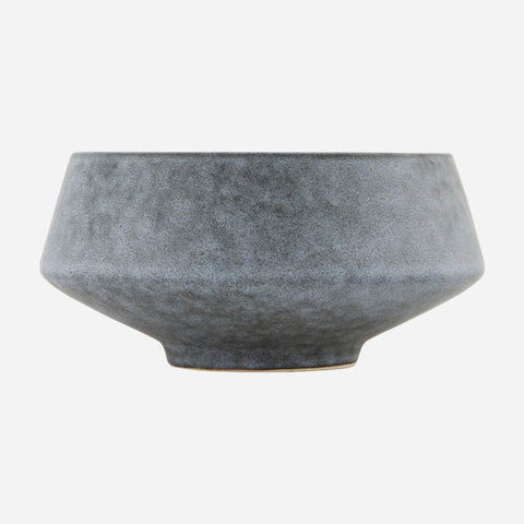 House doctor Bowl, Grey stone - NordlyHome.dk