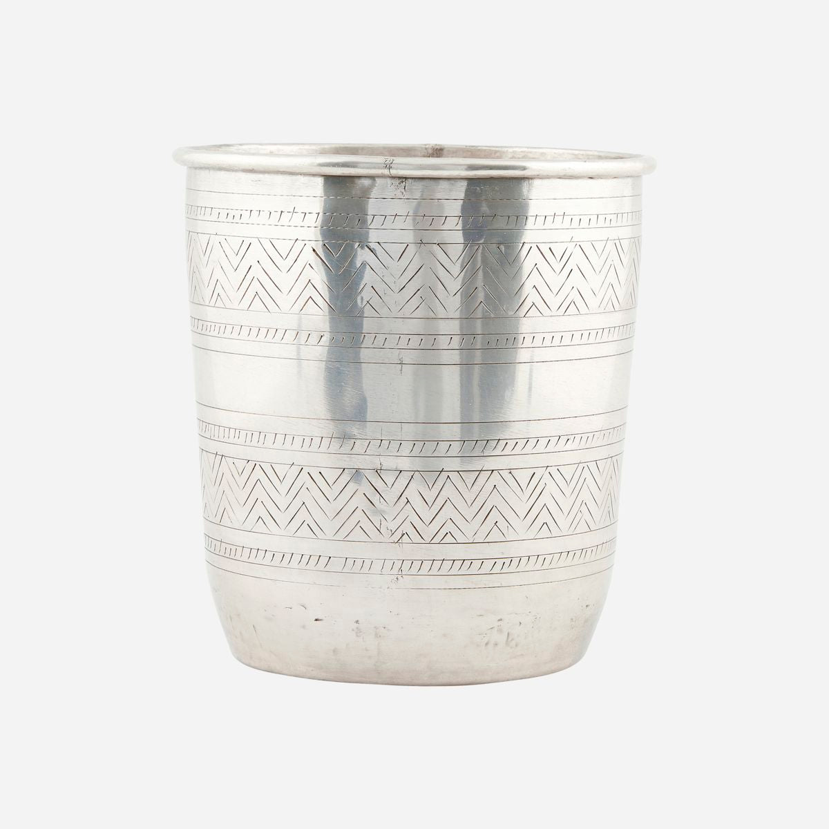 Image of   Planter, Ethnic, Silver plated