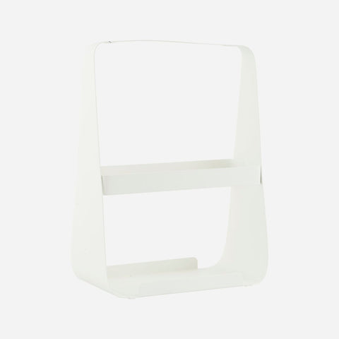 House doctor Magazine holder, White - NordlyHome.dk