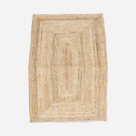House doctor Rug, Structure, Nature - NordlyHome.dk