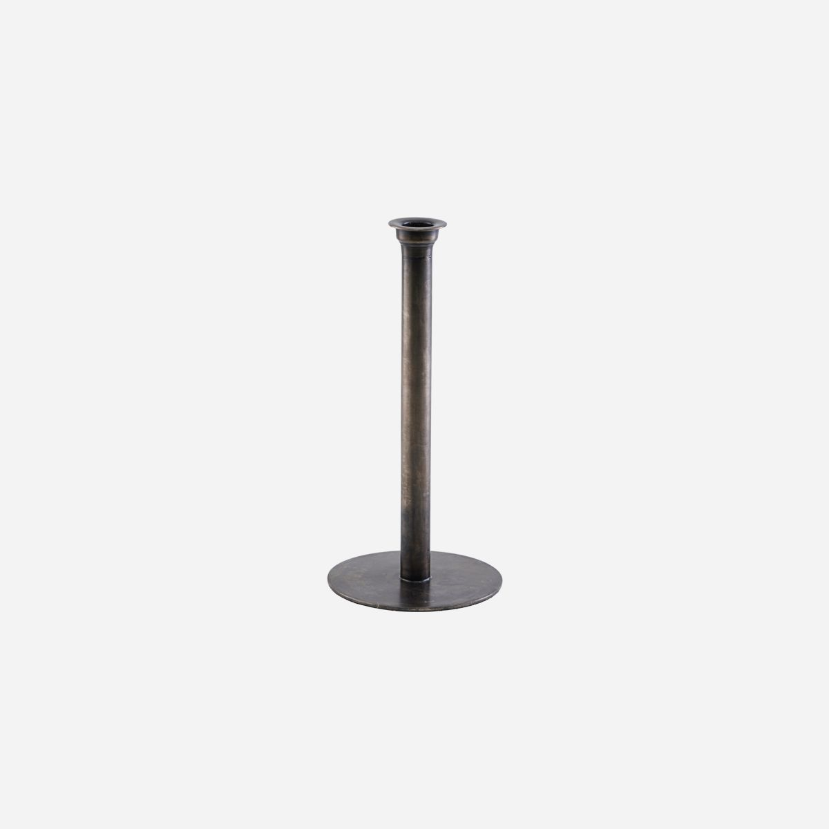 Image of   Candle stand, Latuna, Antique copper, (candle: 201210005), Finish/Colour may vary
