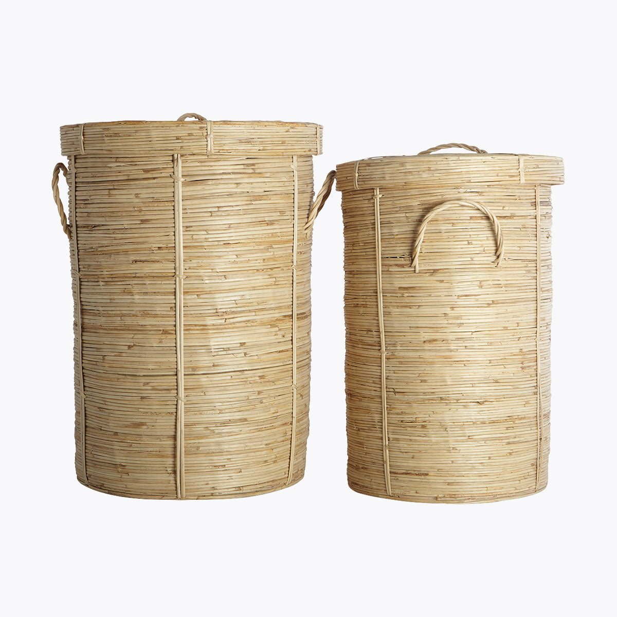 Image of   Laundry baskets, Chaka, Nature, Set of 2 sizes