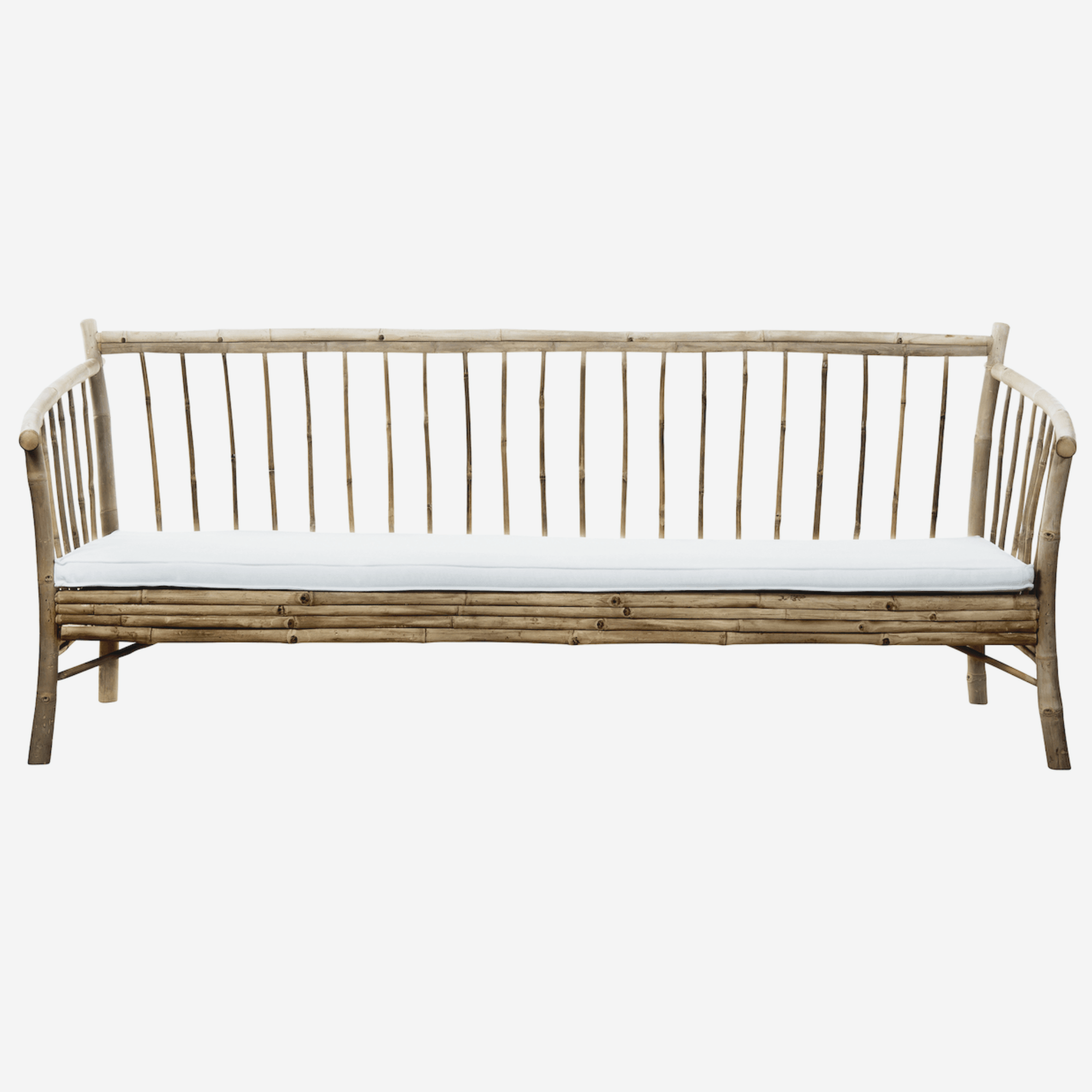 Image of   Bamboo loungesofa - Phantom