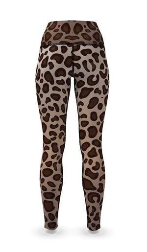 Leopard Reversible Grey