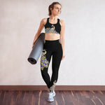 Mayuarasana High Waist Womens Yoga Leggings