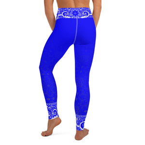 Jhana High Waist Women's Yoga Leggings