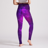 Eco Recycled Fabric Passion High Waist Womens Yoga Leggings