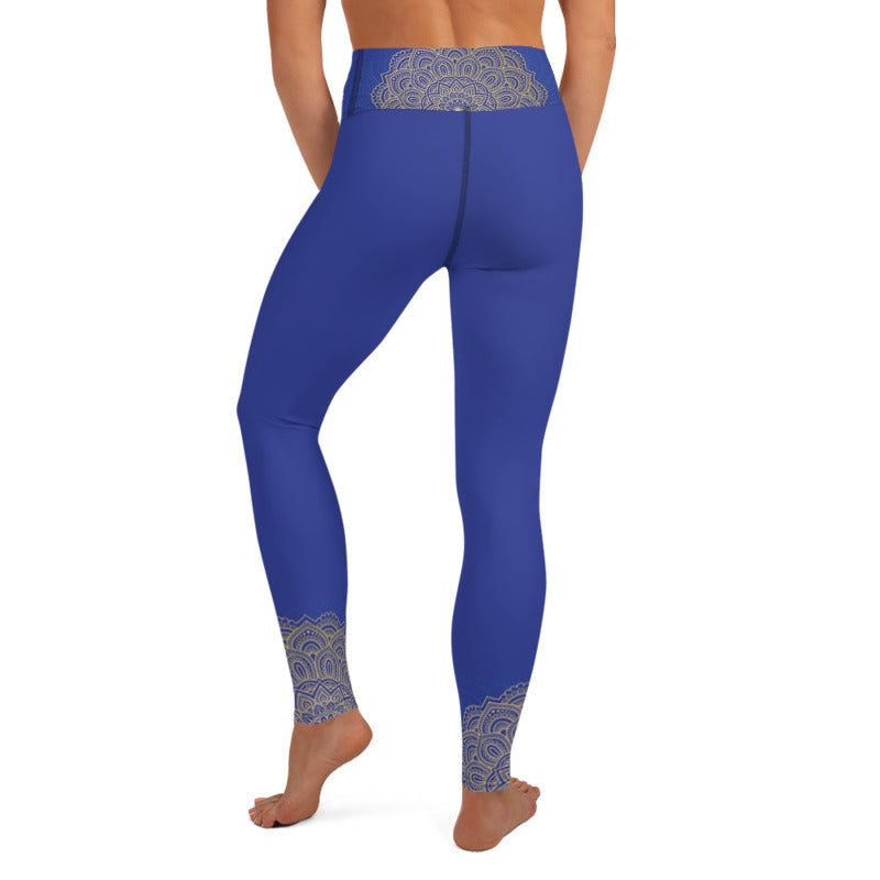 Mala High Waist Womens Yoga Leggings