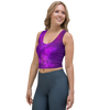 Purple Passion Crop Tank Top