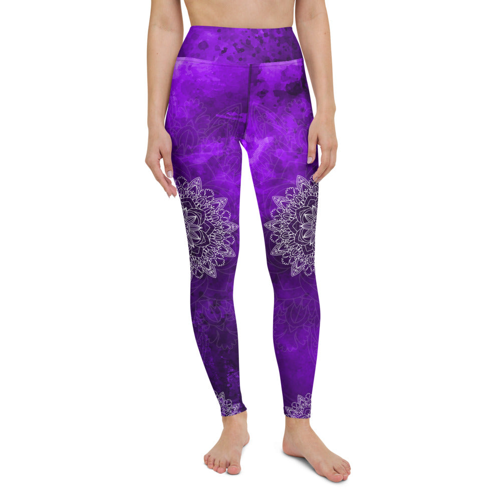 Tantra Womens High Waist Yoga Leggings