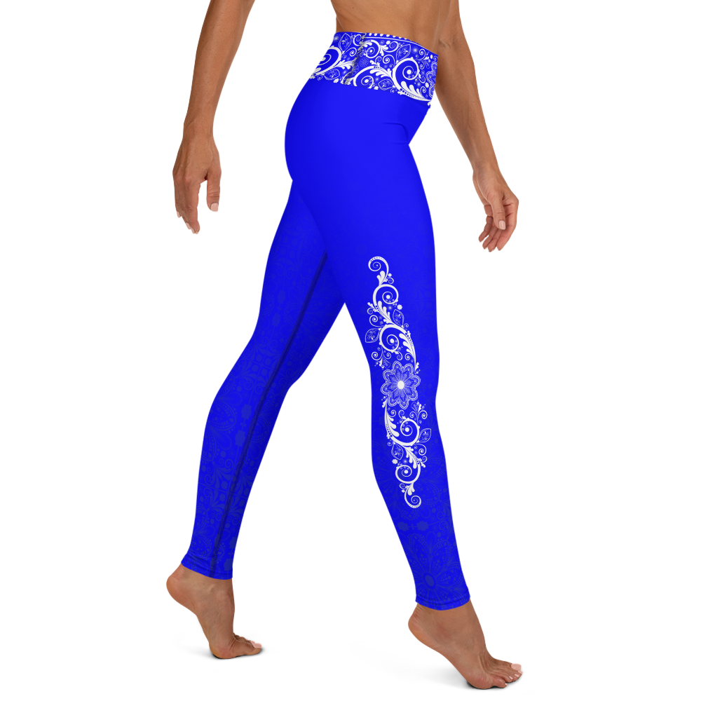Aahana High Waist Yoga Leggings