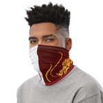 Neck Gaiter - Red Double Dragon