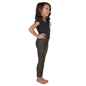 Aum Leggings for Girls