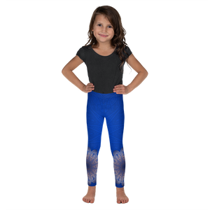 Island Blue Kid's Leggings