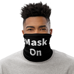 Mask On Neck Gaiter