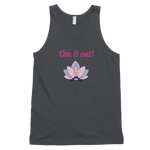 Om It Out Classic Tank Top