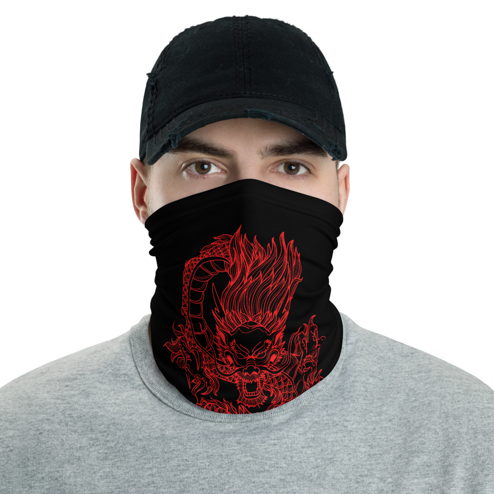 Neck Gaiter - Dragon