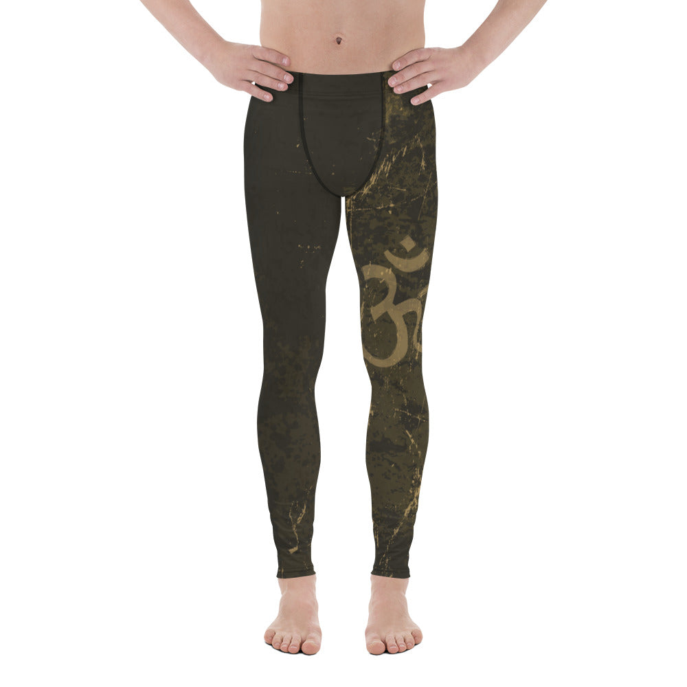 Aum Mens Leggings