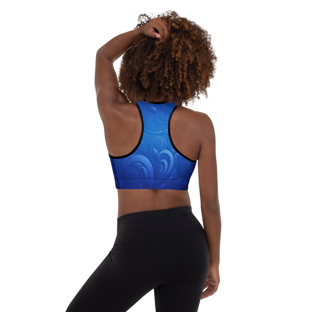 Ajna Padded Sports Bra