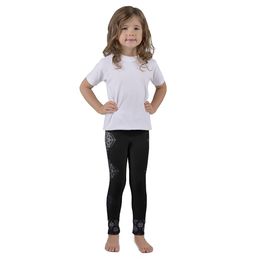 Ahimsa Silver Leggings for Girls