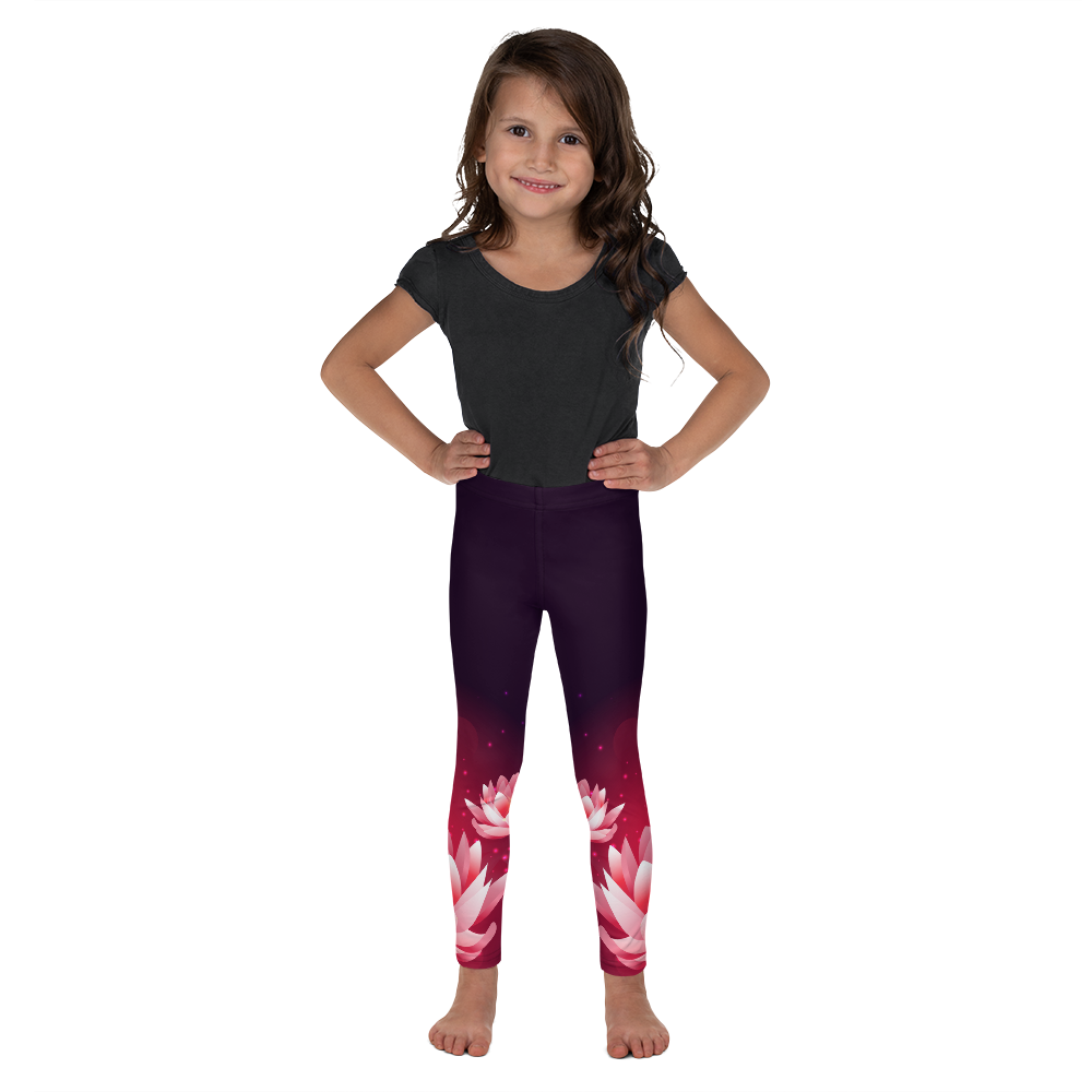 Lotus Kid's Leggings