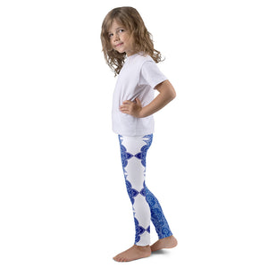 Chakra Leggings for Girls