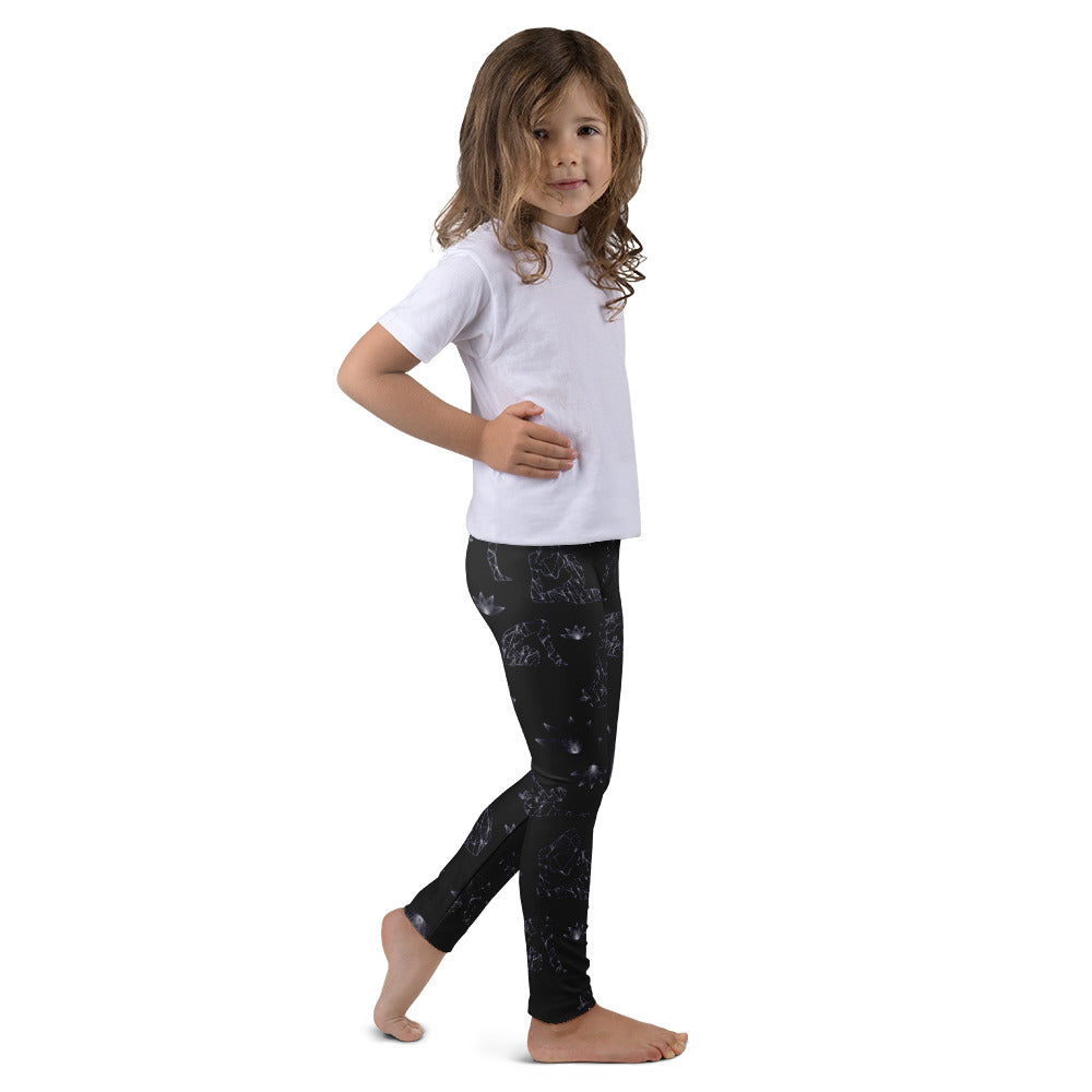 Asana Leggings for Girls