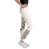 Peacock Youth Leggings