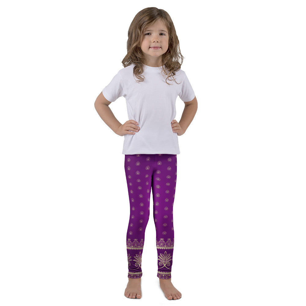 Prana Purple Leggings for Girls